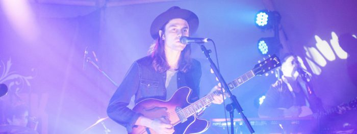 James bay private party