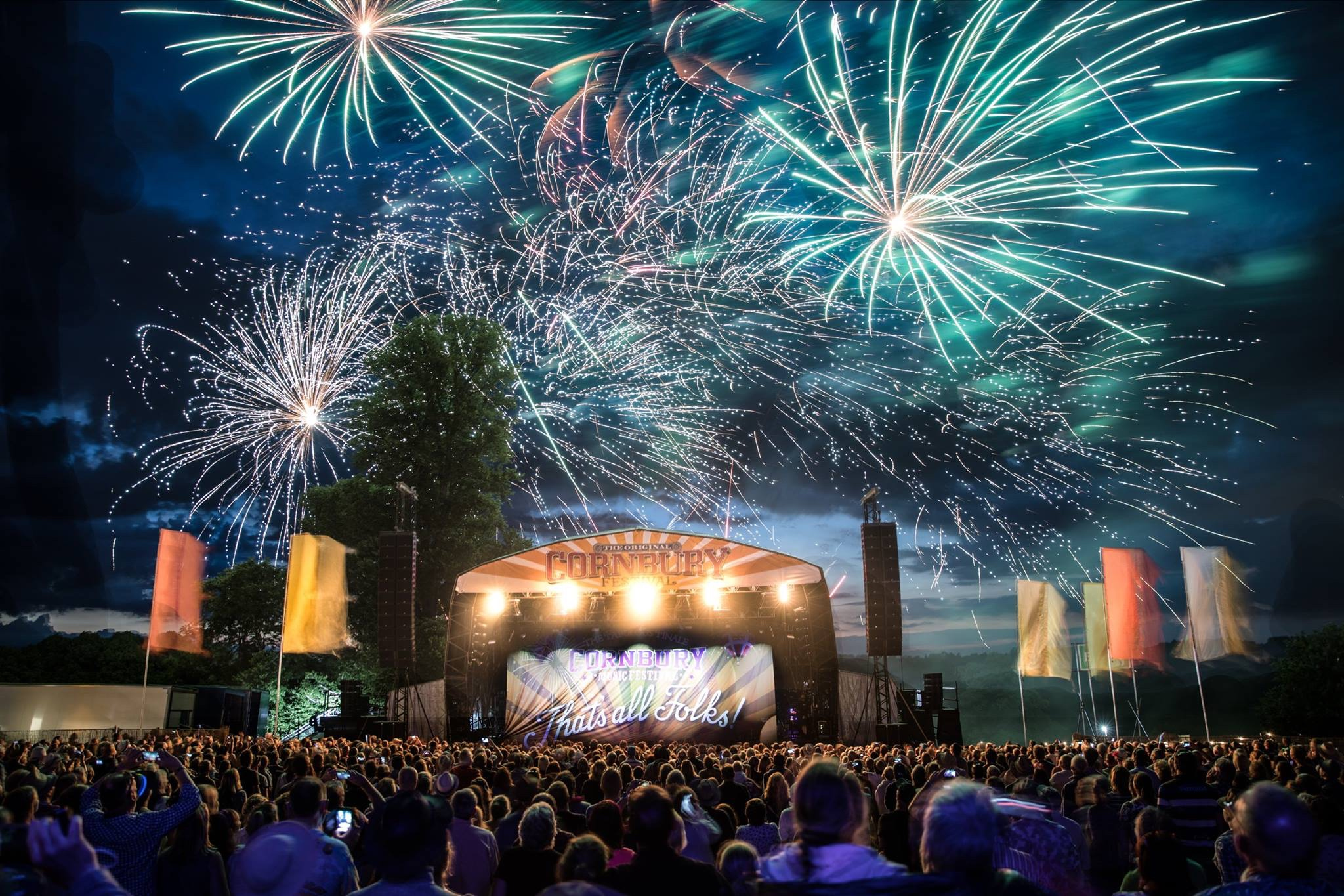 Cornbury festival 2017