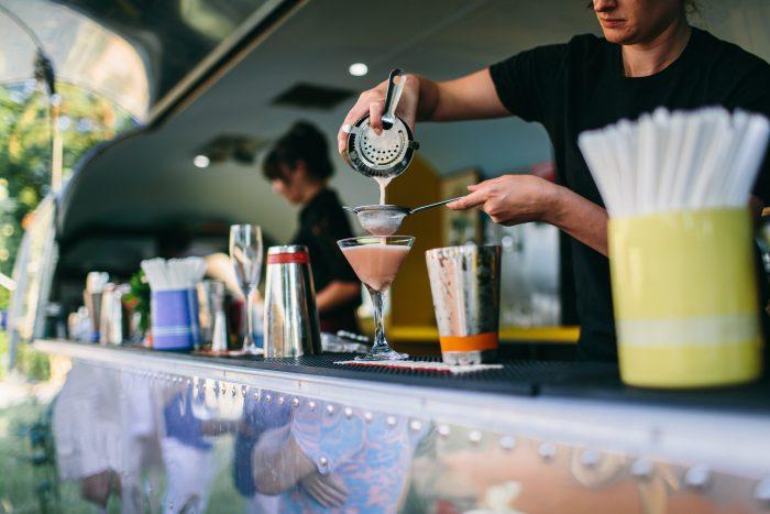 cocktails airstream bar