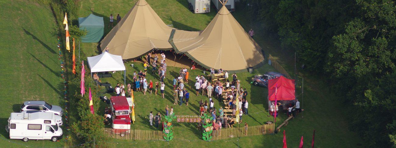 private festival