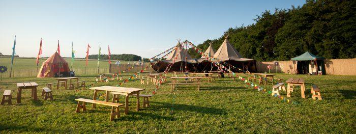 Candystock tipi festival